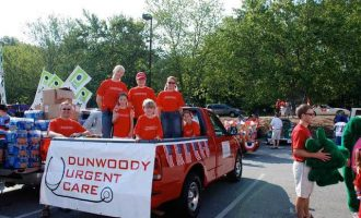 dunwoody july 4th parade